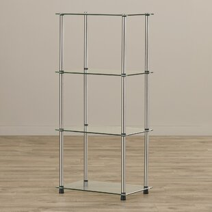 Beckett Etagere Bookcase by Eb..
