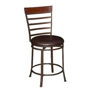 Miller XL 24 Swivel Bar Stool Powell Furniture