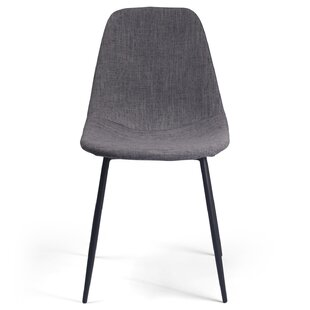 Trent Austin Design Lafayette Side Chair in Fabric - Gray (Set of 2)