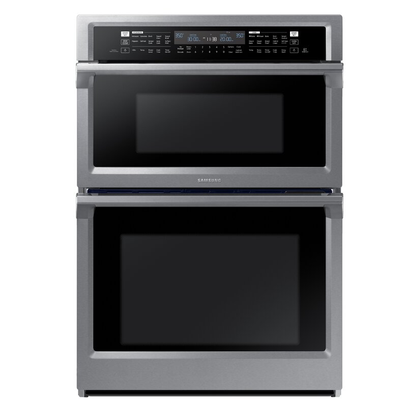 29 88 Microwave Combination Wall Oven