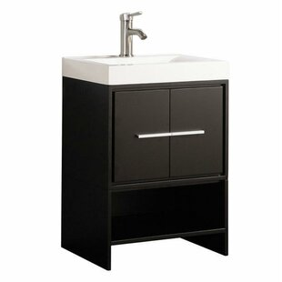 Peirce Modern 24 Single Bathroom Vanity Set by Orren Ellis