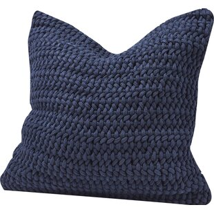 Woven Rope Cotton Pillow Cover