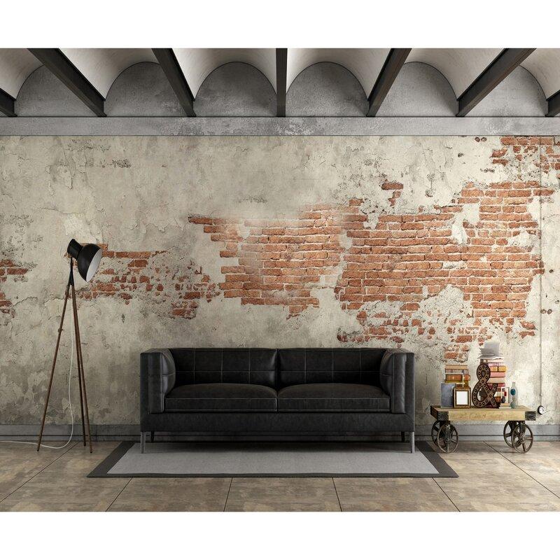 Orren Ellis Safi Top Grain Leather Loveseat Wayfair