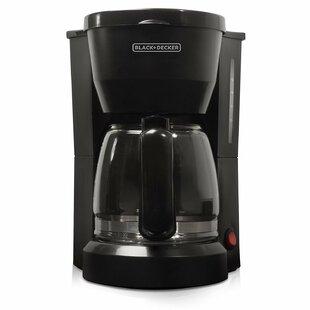 5-Cup Decker Coffee maker