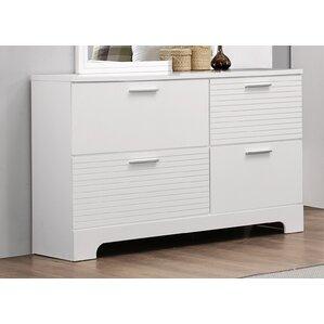 Moderno 4 Drawer Standard Dresser by Wildon Home ?