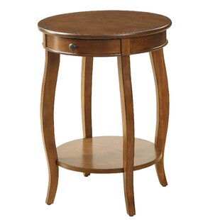 Affordable Price Bouie End Table with Storage ByCharlton Home