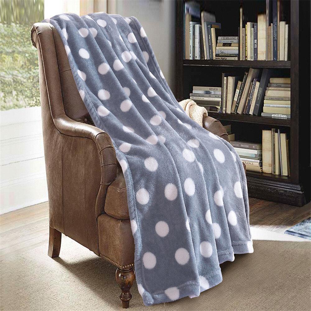 Polka Dot Ebern Designs Blankets Throws You Ll Love In 2021 Wayfair