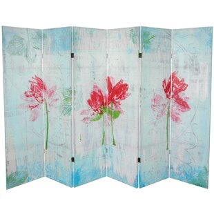 House of Hampton Everard 6 Panel Room Divider