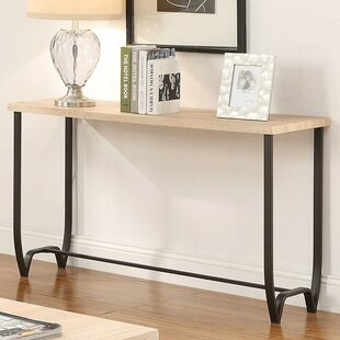 Review Boutin Console Table By Union Rustic