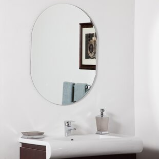 Great Price Khloe Modern Wall Mirror By Decor Wonderland