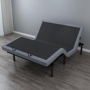 Resaca 145 Massaging Zero Gravity Adjustable Bed with Wireless Remote