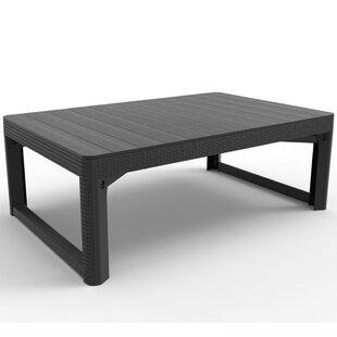 Plastic Garden Coffee Tables Youll Love Wayfaircouk
