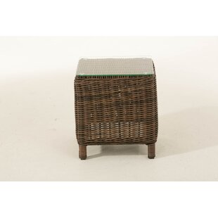 Treviso Polyrattan Side Table By Premier Housewares