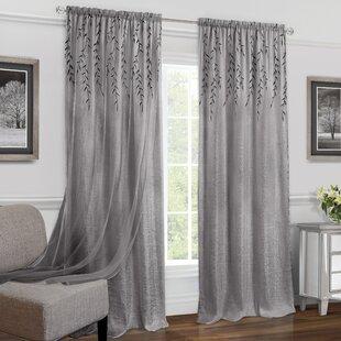 30 Inch Tier Curtains | Wayfair