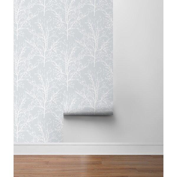 Peel And Stick Wallpaper Trees Wayfair