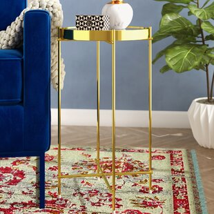 Farina End Table by Mercer..