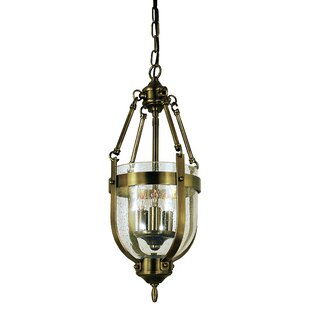 Goff 3-Light Urn Pendant by Alcott Hill