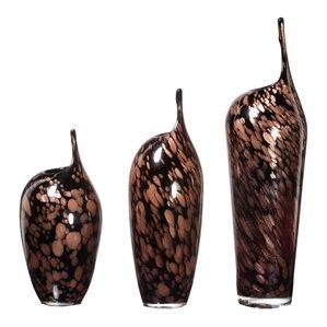 Galaxia 3-Piece Glass Vase  sc 1 st  Wayfair & OK Lighting | Wayfair azcodes.com