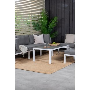 Doney Aluminium Coffee Table Image