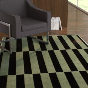 Olive Green And Black Area Rug Wayfair