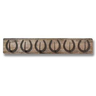 Clare Wall Mounted Coat Rack By Alpen Home