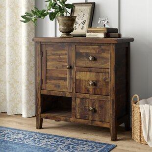 Maxim 3 Drawer Accent Chest by..
