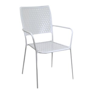 Bellavia Stacking Garden Chair By August Grove