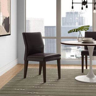 Shanita Upholstered Dining Chair (Set of 2) by Ivy Bronx