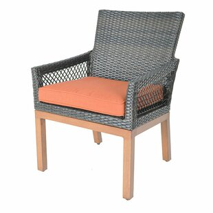 Dining Chair With Cushion By Sol 72 Outdoor