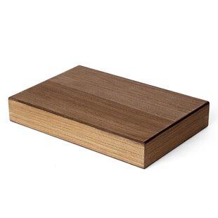 Winston Porter Cassel Wood Veneer Chunky ..