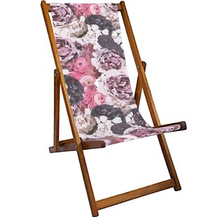 Millie Reclining Deck Chair by Lynton Garden