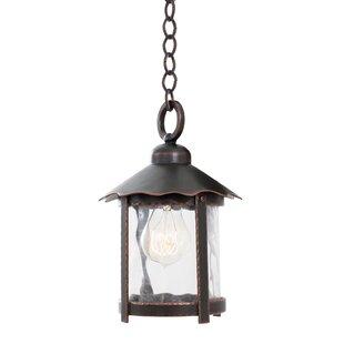 Kalco Winston 1-Light Outdoor Hanging Lantern
