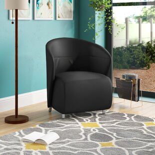 Order Moshier Leather Lounge Chair by Orren Ellis Reviews (2019) & Buyer's Guide