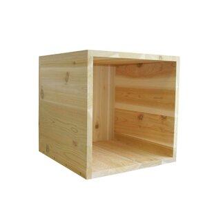 Cedar Accessories Cube Unit Bookcase by Creekvine Designs