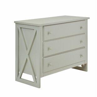 Order Schneck 3 Drawer Standard Dresser by Harriet Bee Reviews (2019) & Buyer's Guide
