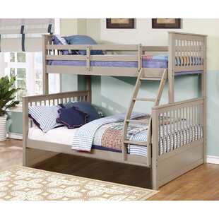 Paloma Mission Twin Over Full Bunk Bed by Wildon Home�
