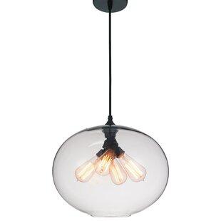 CWI Lighting 4-Light Penda..