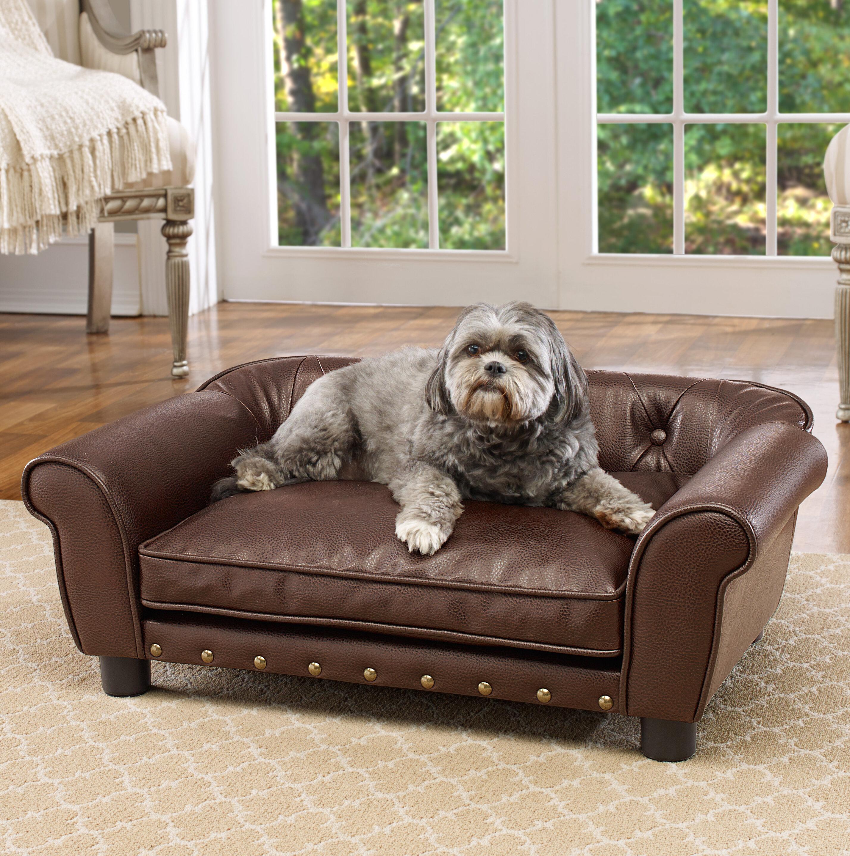 Tucker Murphy Pet Longworth Dog Sofa