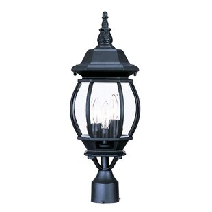 Reva Outdoor 3-Light Lantern H..