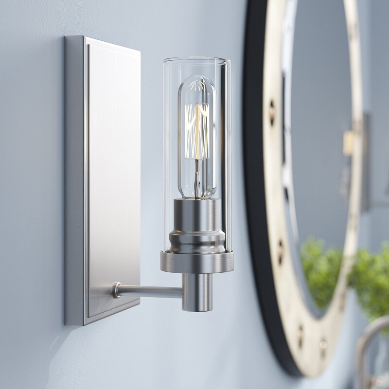 Trent Austin Design Boynton 1 Light Wall Sconce Wayfair