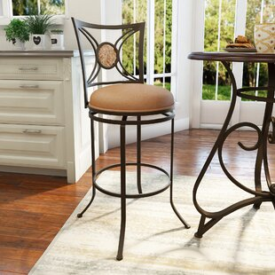 Apatow 26 Swivel Bar Stool by Red Barrel Studio Best #1