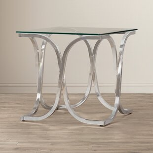 Gabbro End Table by House of Hampton