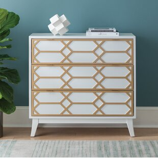 Dreyer 3 Drawer Chest by Willa..