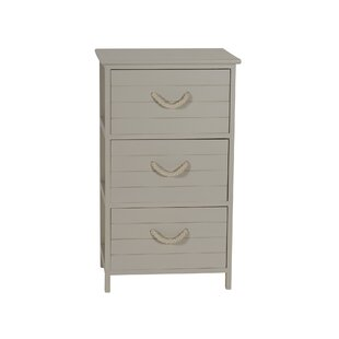 Covarrubias 3 Drawer Accent Chest by Highland Dunes