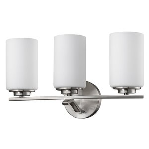 Poydras 3-Light Vanity Light