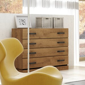 Holly Rustic Oak Sideboard by Brayden Studio