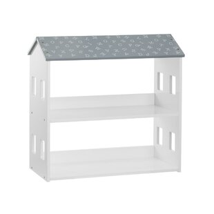 Review Kinkaid House 59cm Bookcase