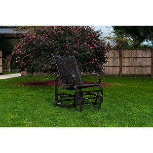 Gemma Patio Glider Chair