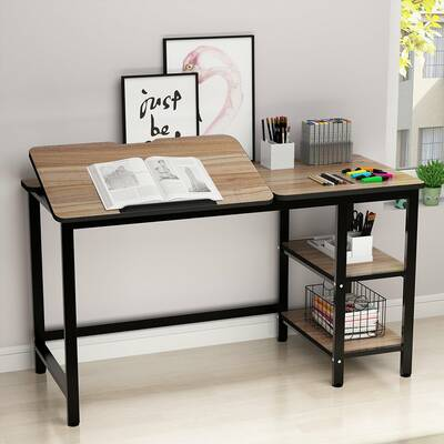 Ebern Designs Scottsville Drafting Table Wayfair