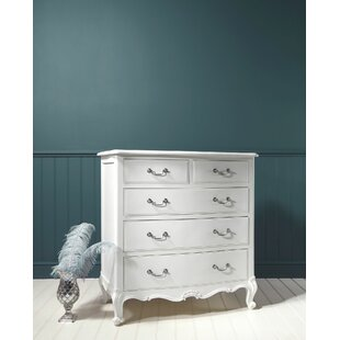 Cecilia 5 Drawer Chest By Lily Manor